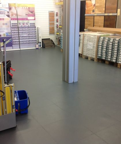Retail & Commercial Flooring