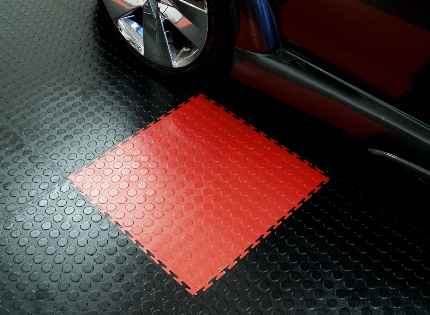 garage flooring pvc tiles floor paint alternative. Black Bedroom Furniture Sets. Home Design Ideas