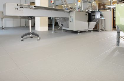 Industrial Flooring – 10 Reasons Why Flexi-Tile is the Perfect Solution
