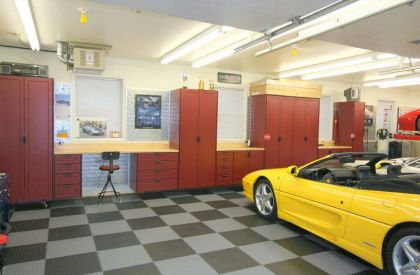 Top tips for maintaining your home garage!