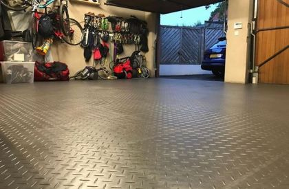 Taking the hassle out of your new garage floor installation!