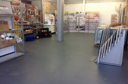 Shop Flooring – The Perfect Choice