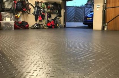 10 Reasons Why Flexi-Tile is the Perfect Garage Floor